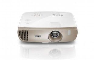 BenQ W2000w FullHD/16:9/1920x1080/2000Lm/15000:1/Zoom 1.3x/3D/Lamp 3500-6000h/VGA,HDMIx3,USBx2,RS232,Audio in-out/3.6kg/Lamp 240W/Speaker 10Wx2/White