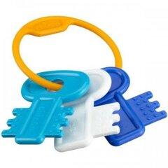 Närimislelu Chicco Võtmed, sinine hind ja info | Imikute mänguasjad | kaup24.ee