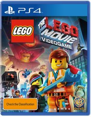 Mäng Lego Movie: The Videogame, PS4