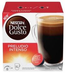 Kohvikapslid NESCAFE DOLCE GUSTO Preludio Intenso 16 kapslit, 160g KINGITUSEKS!