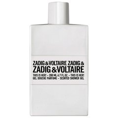 Dušigeel Zadig & Voltaire This is Her! naistele 200 ml