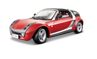 Автомобиль Smart roadster coupe Bburago 1:18