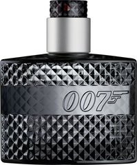 Tualettvesi James Bond 007 EDT meestele 50 ml hind ja info | Tualettvesi James Bond 007 EDT meestele 50 ml | kaup24.ee