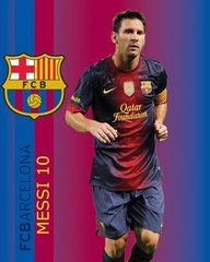 Pleed Barcelona Messi