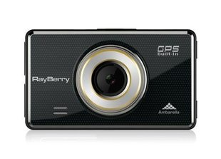 Videoregistraator RAYBERRY D4GPS