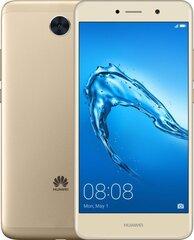 Mobiiltelefon Huawei Y7 (2017) DUAL SIM, kuldne