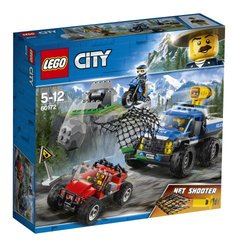 60172 LEGO® City Police Dirt Road Pursuit
