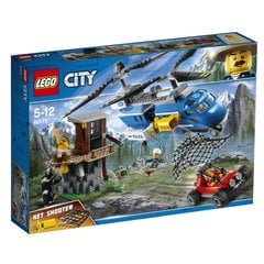 60173 LEGO® City Police Mountain Arrest