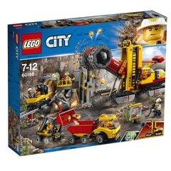 60188 LEGO® City Mining Experts Site Горный лагерь экспертов