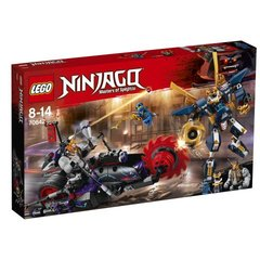 70642 LEGO® NINJAGO® Killow vs. Samurai X