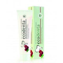 Värskendav hambapasta Ecodenta 2in1 100 ml hind ja info | Värskendav hambapasta Ecodenta 2in1 100 ml | kaup24.ee