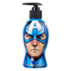Laste vedelseep Marvel Avengers Captain America 300 ml