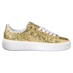 Женская спортивная обувь Puma Basket Platform Glitter