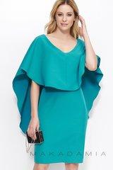Naiste kleit Makadamia M404, roheline hind ja info | Kleidid | kaup24.ee