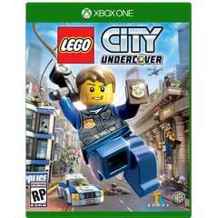 Mäng Lego City Undercover, Xbox One