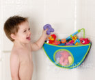 Vannitoa nurgakorv Munchkin Corner Bath Organiser