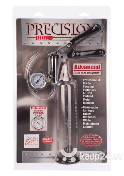 Peenisepump Precision pump Advanced 1