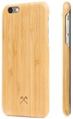 Kaitseümbris Woodcessories Cevlar Bamboo eco158 sobib Apple Iphone 6 Plus, Iphone 6s Plus