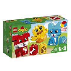 10858 LEGO® DUPLO Minu esimene lemmikloomade pusle