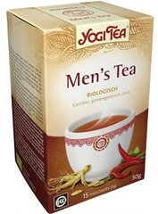 Чай YogiTea® Men's Tea, 30г