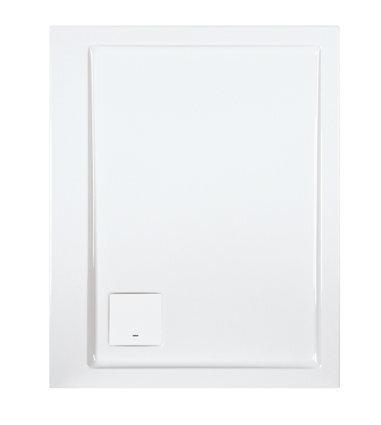 Dušialus Sanplast Space Line B/Space 90x100x3, matt grafiit