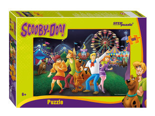 Pusle Step Puzzle 160 Scooby Doo hind ja info | Pusled | kaup24.ee