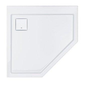Dušialus Sanplast Space Line BPK/Space 90x90x3, valge