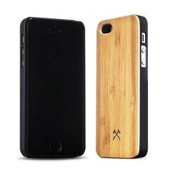 Kaitseümbris Woodcessories ECO003 sobib Apple iPhone 5/5s/SE