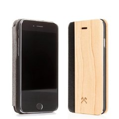 Kaitseümbris Woodcessories ECO066 sobib Apple iPhone 5/5S/SE