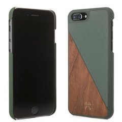 Kaitseümbris Woodcessories eco251 sobib Apple iPhone 7plus, Apple iPhone 8plus