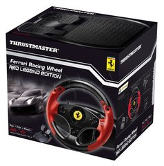 THRUSTMASTER KIEROWNICA FERRARI RED LEGEND PC/PS3 hind ja info | THRUSTMASTER KIEROWNICA FERRARI RED LEGEND PC/PS3 | kaup24.ee