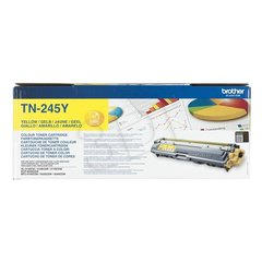 Brother TN-245Y, Yellow toner 2200 pages hind ja info | Brother TN-245Y, Yellow toner 2200 pages | kaup24.ee