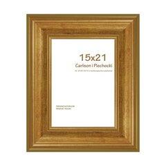 Pildiraam SYRIUŠ 15x21 cm, kuldne