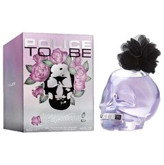 Komplekt Police To Be Rose Blossom: EDT naistele 125 ml + karp