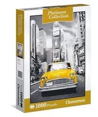 Puzzle Clementoni New-York taxi, 1000