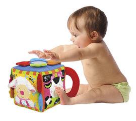 Lõbus kuubik koduloomadega, K's Kids hind ja info | Lõbus kuubik koduloomadega, K's Kids | kaup24.ee