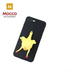Mocco 4D silikoon silikoon tagus pehme kattega telefonile Xiaomi Redmi 4A, must