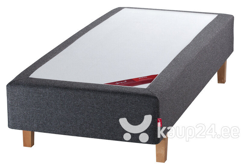 Kušett Sleepwell RED Pocket Dark Grey