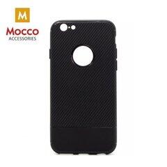 Mocco Carbonic silikoon tagus telefonile Samsung J730 Galaxy J7 (2017), must