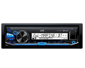 Autoraadio JVC, KD-X33MBT USB MP3 AUX sisend, Bluetooth