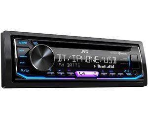 Autoraadio JVC, KD-R992BT 1-DIN USB/CD MP3, AUX ja Bluetooth