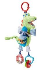 Rippuv mänguasi Fisher Price Krokodill