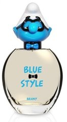 Tualettvesi The Smurfs Blue Style Brainy EDT poistele 100 ml