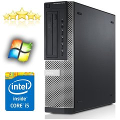 Lauaarvuti DELL Optiplex 7010 DT i5-3570 8GB 120SSD DVD WIN10Pro