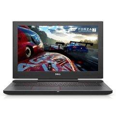 Sülearvuti Dell Inspiron 15 7577 i7-7700HQ 8GB 128GB + 1TB LIN цена и информация | Ноутбуки | kaup24.ee