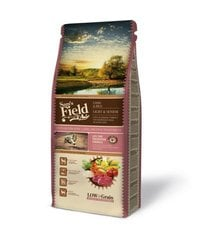Kuivtoit koertele Sam's Field Light & Senior Lamb & Rice, 13 kg
