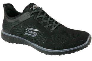 Женская спортивная обувь Skechers Microburst 23327-BBK