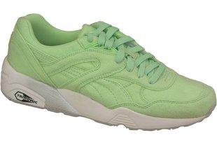 Naiste spordijalatsid Puma R698 Trinomic Wn 358832-04, roheline hind ja info | Naiste spordi- ja vabaajajalatsid | kaup24.ee