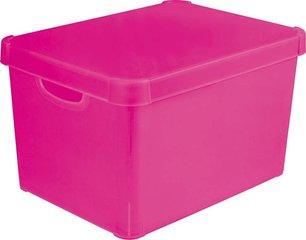 Curver коробка с крышкой Colors Deco, 39,5x29,5x23,5 cm