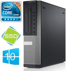 Lauaarvuti DELL Optiplex 7010 DT i5-3570 8GB 240SSD DVD WIN10Pro